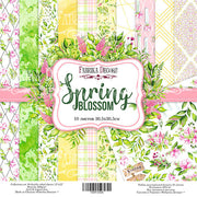 "12"" x 12"" paper pad - Spring Blossom - Crafty Wizard"