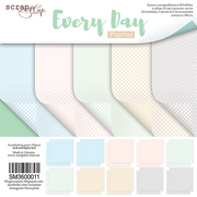 "12"" x 12"" paper pad - Every Day Pastel - Crafty Wizard"