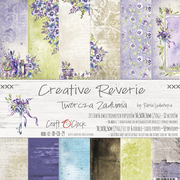 "12"" x 12"" paper pad - Creative Reverie - Crafty Wizard"