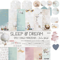 "12"" x 12"" paper pad - Sleep & Dream - Crafty Wizard"