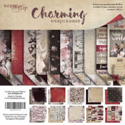 "8"" x 8"" paper pad - Charming - Crafty Wizard"