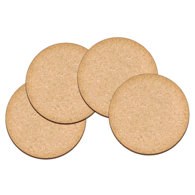Set of 4 circles