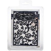 Ultimate Crafts - Floral Vines Background Cutting Die