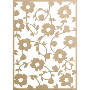Ultimate Crafts - Floral Vines Background Cutting Die - Crafty Wizard