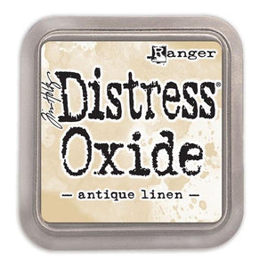 Tim Holtz Distress Oxide Ink Pad - Antique Linen - Crafty Wizard