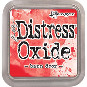 Tim Holtz Distress Oxide Ink Pad - Barn Door - Crafty Wizard
