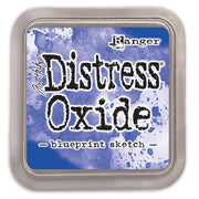 Tim Holtz Distress Oxide Ink Pad - Blueprint Sketch - Crafty Wizard