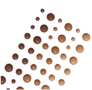 Enamel Dots - Brown Shades - Crafty Wizard