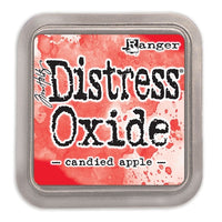 Tim Holtz Distress Oxide Ink Pad - Candied Apple - Crafty Wizard