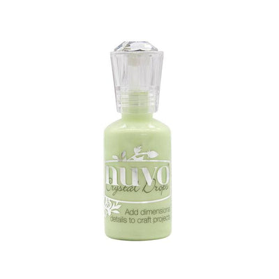 Nuvo Crystal Drops - Soft Mint