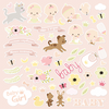 58pcs Doll Baby die cuts - Crafty Wizard