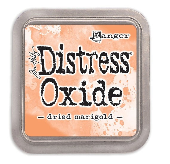 Tim Holtz Distress Oxide Ink Pad - Dried Marigold