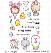 Easter Cuties Stamp Set - Crafty Wizard