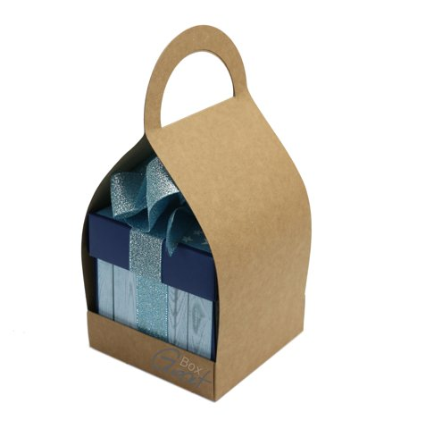 GoatBox Exploding box carrier - eco craft - Crafty Wizard