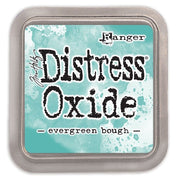 Tim Holtz Distress Oxide Ink Pad - Evergreen Bough - Crafty Wizard