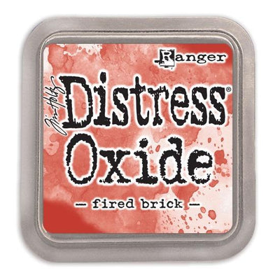 Tim Holtz Distress Oxide Ink Pad - Fired Brick - Crafty Wizard