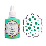 Liquid enamel drops - Emerald - Crafty Wizard