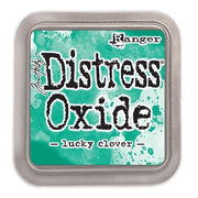 Tim Holtz Distress Oxide Ink Pad - Lucky Clover - Crafty Wizard