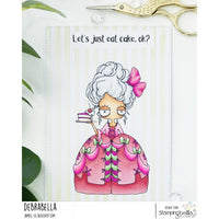 Stamping Bella Oddball Marie - Rubber Stamp Set