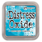 Tim Holtz Distress Oxide Ink Pad - Mermaid Lagoon - Crafty Wizard