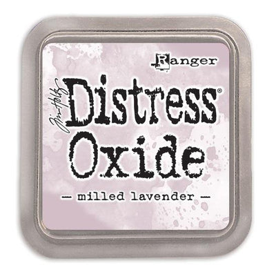 Tim Holtz Distress Oxide Ink Pad - Milled Lavender - Crafty Wizard