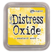 Tim Holtz Distress Oxide Ink Pad - Mustard Seed - Crafty Wizard