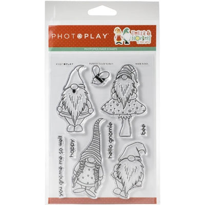 Photoplay - Tulla and Norbert - Clear Stamp Set