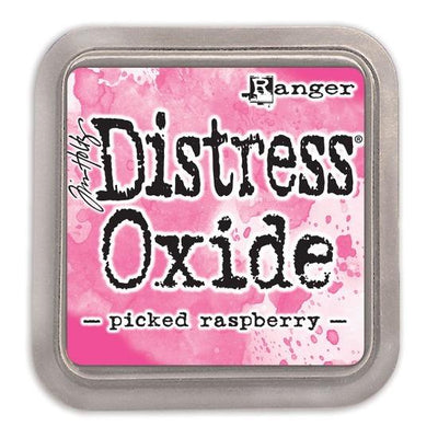 Tim Holtz Distress Oxide Ink Pad - Picked Raspberry - Crafty Wizard