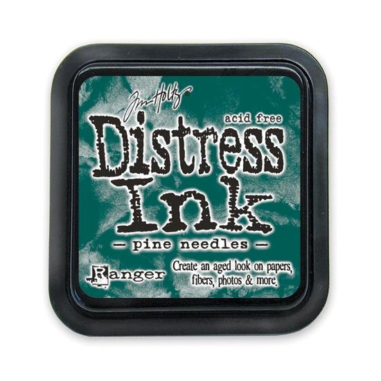 Tim Holtz Distress Ink Pad - Pine Needles - Crafty Wizard