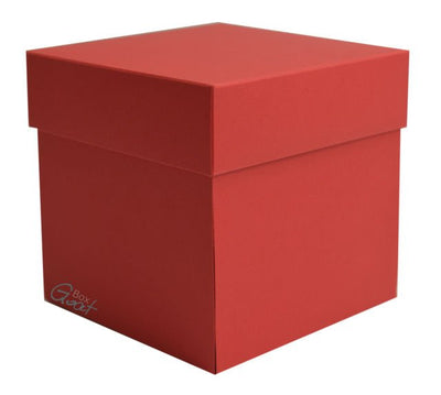GoatBox Exploding box - matte red
