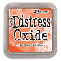 Tim Holtz Distress Oxide Ink Pad - Ripe Persimmon - Crafty Wizard