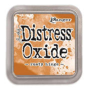 Tim Holtz Distress Oxide Ink Pad - Rusty Hinge - Crafty Wizard