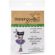 Stamping Bella - Love potion Oddball - Rubber Stamp Set - Crafty Wizard