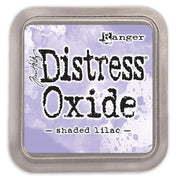 Tim Holtz Distress Oxide Ink Pad - Shaded Lilac - Crafty Wizard