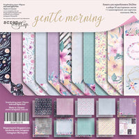 "8"" x 8"" paper pad - Gentle Morning - Crafty Wizard"
