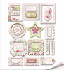 25pcs So Loved frames and tags - Crafty Wizard