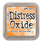 Tim Holtz Distress Oxide Ink Pad - Spiced Marmalade - Crafty Wizard