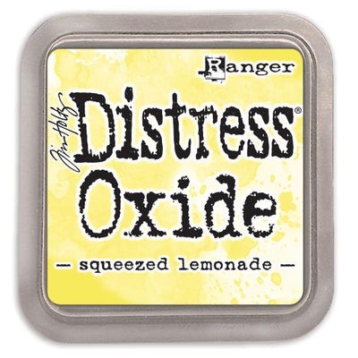 Tim Holtz Distress Oxide Ink Pad - Squeezed Lemonade - Crafty Wizard