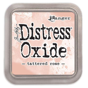 Tim Holtz Distress Oxide Ink Pad - Tattered Rose - Crafty Wizard