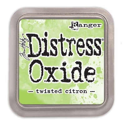 Tim Holtz Distress Oxide Ink Pad - Twisted Citron - Crafty Wizard