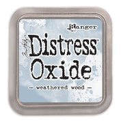 Tim Holtz Distress Oxide Ink Pad - Weathered Wood - Crafty Wizard