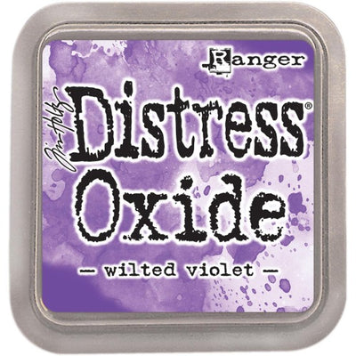 Tim Holtz Distress Oxide Ink Pad - Wilted Violet - Crafty Wizard