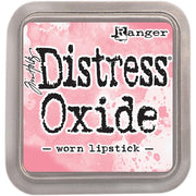 Tim Holtz Distress Oxide Ink Pad - Worn Lipstick - Crafty Wizard