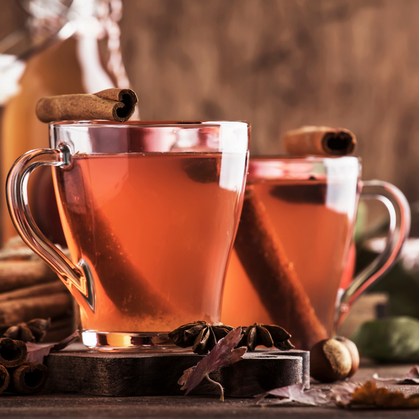 Hemp-Infused Hot Mulled Cider Recipe