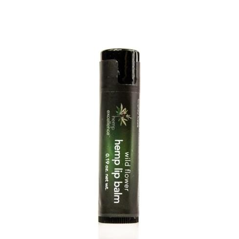 Wildflower Hemp Lip Balm