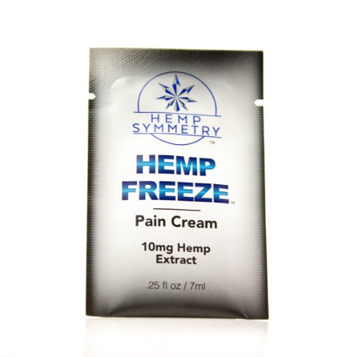 Hemp Freeze |  .25 oz  10 MG