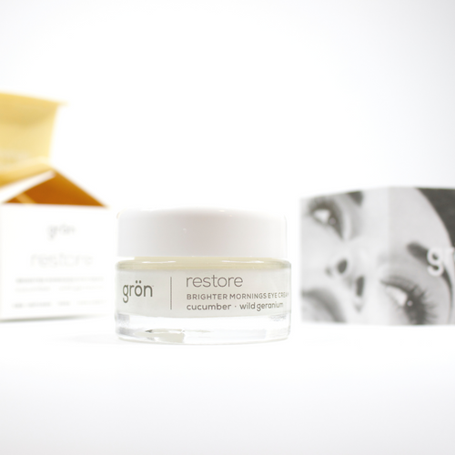 Restore: Brighter Mornings Eye Cream | 75 MG