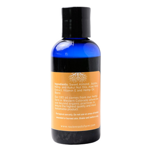 Massage Oil | 500 MG