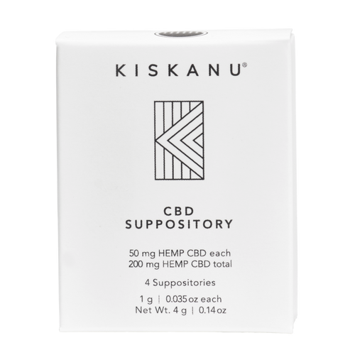 CBD Suppositories | 50 MG