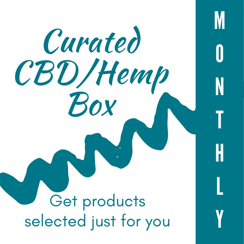 Curated Boxes - Monthly Subscription